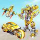 Grand Robot Bike Transform City Attack APK