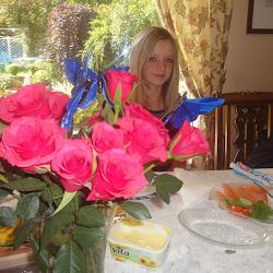 Amelias birthday 2011