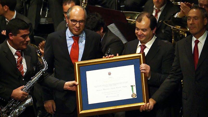 Medalha de Ouro da Cidade de Lamego distingue Filarmónica de Magueija