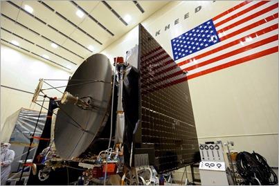 Spacecraft-Assembled