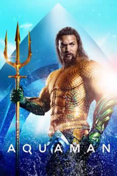 capa Aquaman