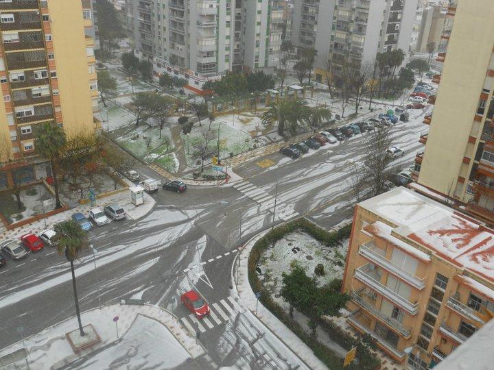 UPLBA ALGECIRAS: Granizada e inundaciones en Algeciras: Enhorabuena ...