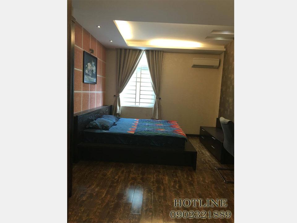 Cho thuê căn hộ dịch vụ 55m2 quận Tân Bình