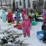 Lasteaia lumepidu 2018