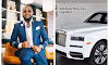 Davido Ready To Add 2019 Rolls Royce SUV To His Car Fleet