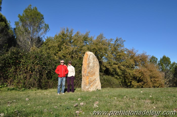 Menhir de la Alberquilla