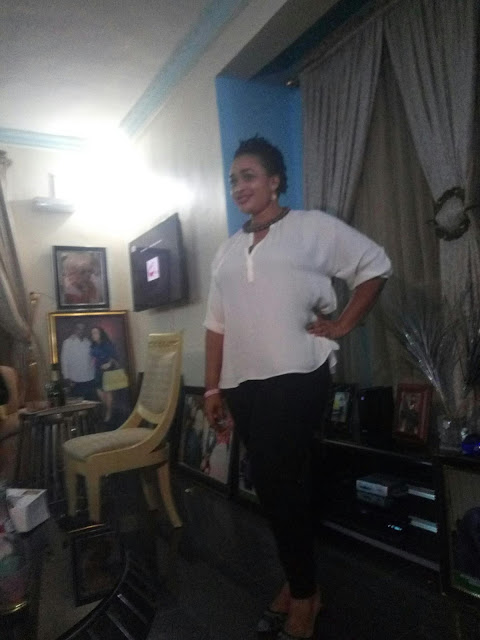 (Event) Wife of Commissioner for Transport and Petroleum Birthday Bash at their Villa