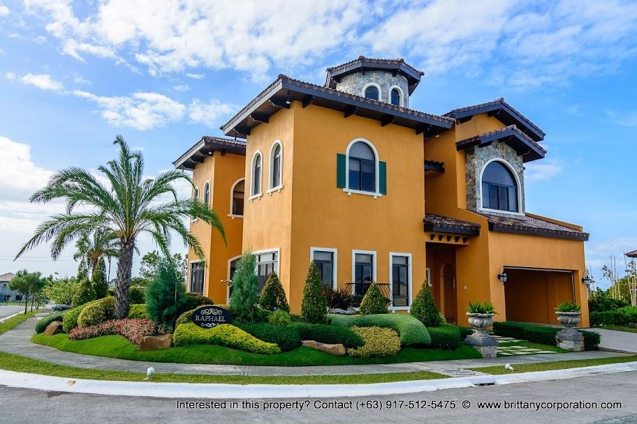 Portofino model house daang hari