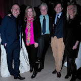 WWW.ENTSIMAGES.COM -  Andy Preston, Amanda Purves, Ian Sanderson, otille steveson and Mark Hulbert   at    Royal State Bed - launch party at The Orangery, Kensington Palace,  London March 21st 2013  ( Bed brand Savoir Beds unveil new Royal State Bed, designed ahead of the the brands sponsorship of Hampton Court Palace exhibition Secrets of the Royal Bedchamber) .                                                  Photo Mobis Photos/OIC 0203 174 1069