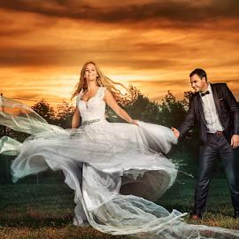 wedding by Dejan Nikolic Fotograf Krusevac - Wedding Bride & Groom ( aleksandrovac, vencanje, paracin, krusevac, wedding, svadba, bride, vrnjacka banja, groom )