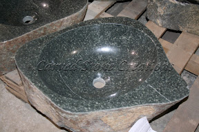 Boulder Sinks, Granite, Kitchen & Bath, Vessel Sinks