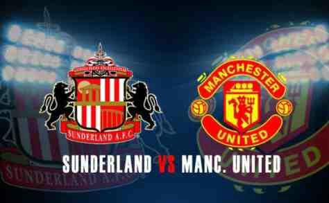 Sunderland vs Manchester United Match Highlight