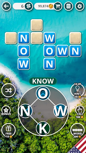 Word Land - Crosswords screenshot 2