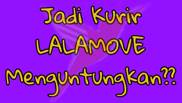 Kurir Lalamove Indonesia