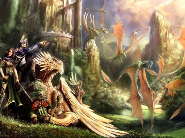 Silent Pard, Dragons 3