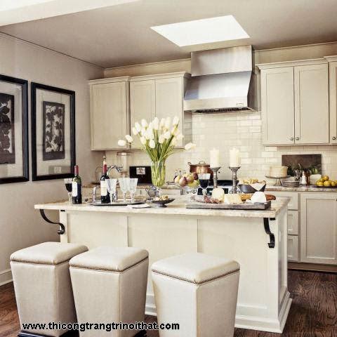 Những thiết kế thông minh cho nhà bếp nhỏ hẹp - <strong><em>Thiết kế nội thất</em></strong>-15