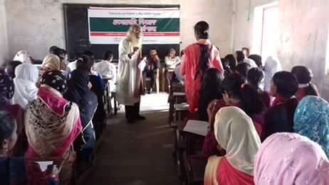 গাইবান্ধার সাদুল্যাপুরে লেখালেখি কর্মশালা অনুষ্ঠিত