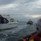 22 August 2015. Photo credit: Poole RNLI