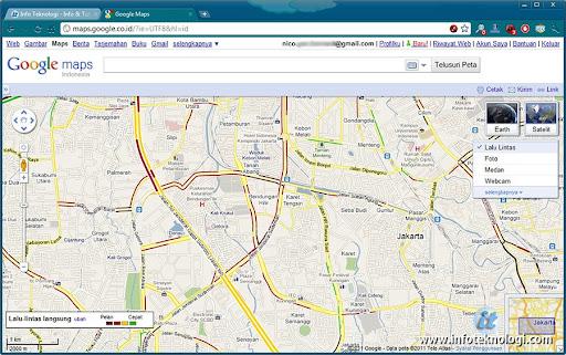 4 Alternatif Untuk Google Maps