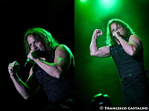 Photo: I Manowar headliner al Gods of Metal 2012 (http://bit.ly/LnnQQi)
