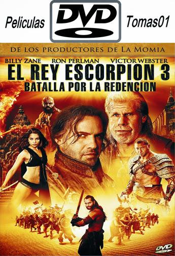 El Rey Escorpión 3 (2011) DVDRip