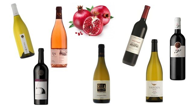 """יינות מומלצים לסעודת ראש השנה: תשע""""ו"""