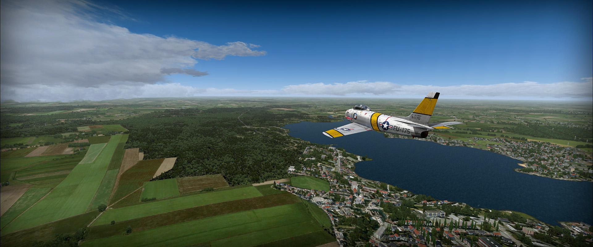 FTX Global openLC Europe - ORBX - review (5*) • C-Aviation