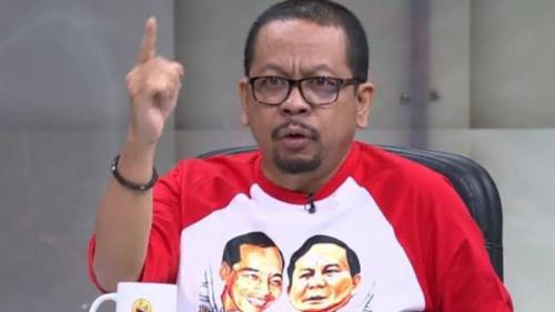 """Koalisi Pilpres 2024, M Qodari Sebut PDIP-Gerindra Sudah """"Kawin Gantung"""", Ganjar Sudah Dianggap Offside"""