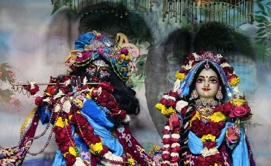 ISKCON Delhi Deity Darshan 02 Feb 2016 (1)