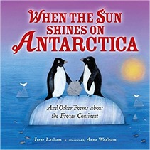 Winter - Antarctica - When The Sun Shines on Antarctica