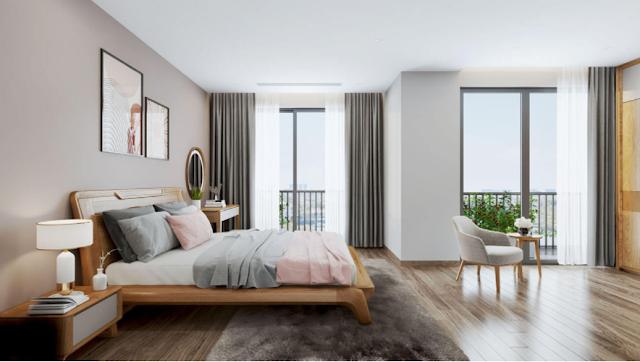 Cách trang trí phòng ngủ đẹp, hiện đại theo xu hướng năm 2021