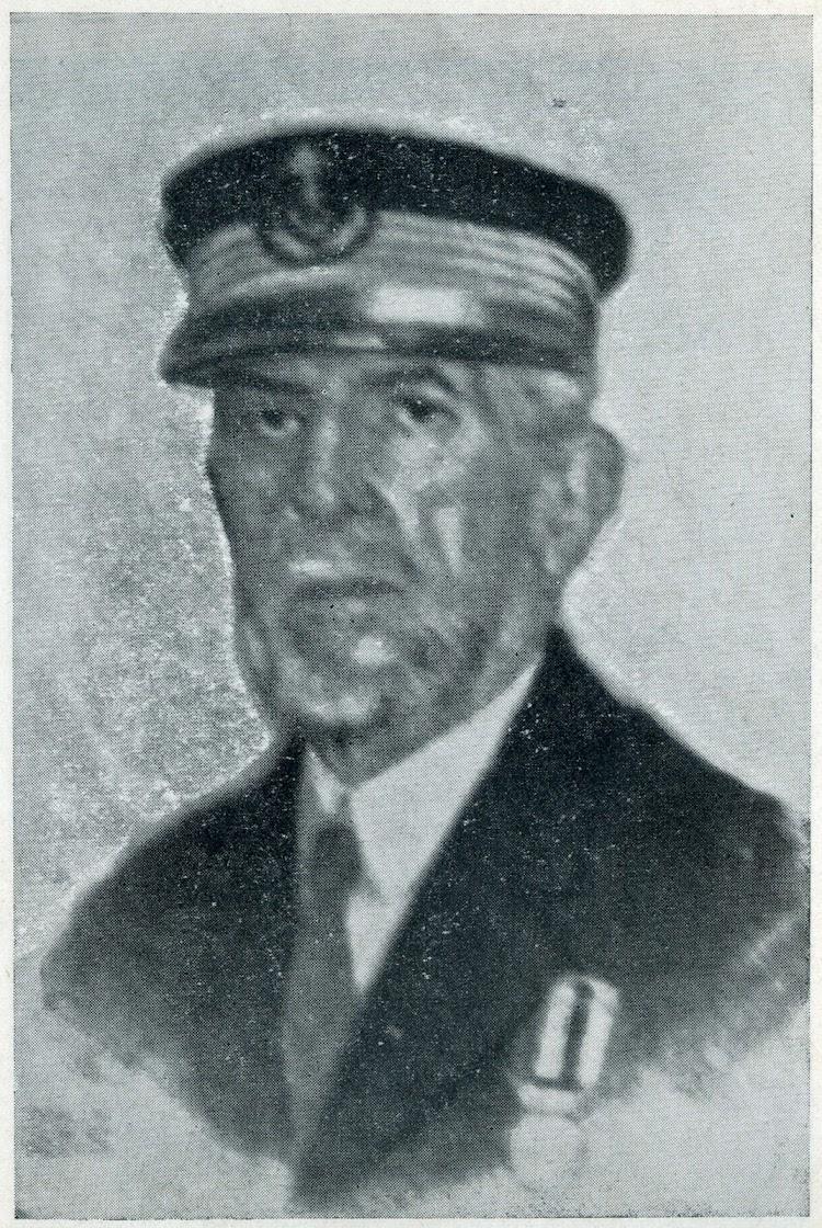 El capitan D. Guillermo Pujol Flexas. Foto del libro La Marina en las Baleares.tif