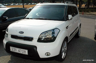 New Kia Soul /Photography by Ганзаак/