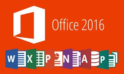 مايكروسوفت اوفيس 2016 Office النسخة النهائية كاملة