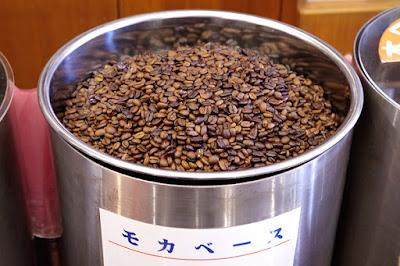おすすめコーヒー:モカベース