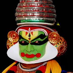 """2011 KAGW """"Dussashana Vadham"""" Kathakali performance"""