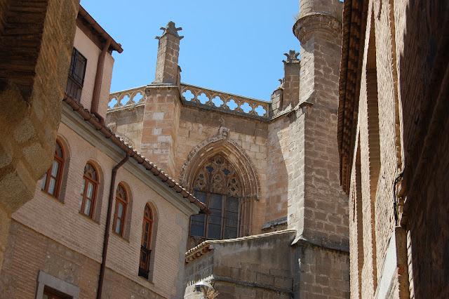 Detalles de la Catedral de Toledo