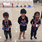 Halloween Carnival Celebrated by Nursery Evening Section at Witty World, Chikoowadi (2018-19)