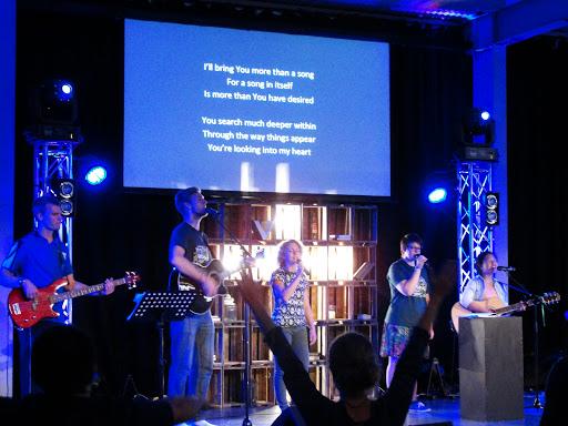 Worship DTS Outreach-NZ