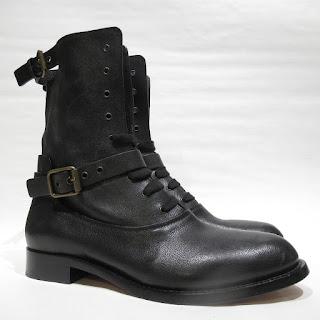 Chloé Combat Boots