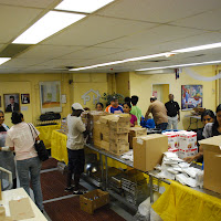 Youth Food Pantry Visit