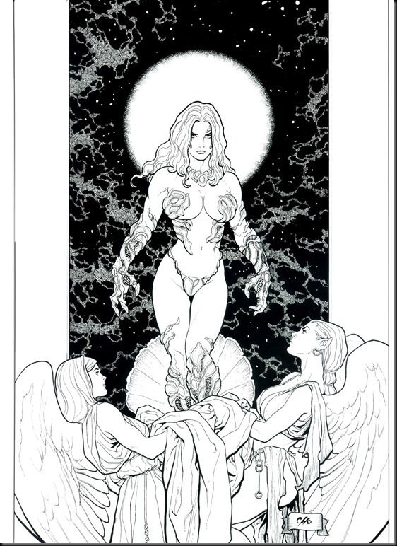 [Frank Cho] Women - Selected Drawings and Illustrations_854057-0117