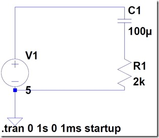 The Beginner Programmer: Electric circuits 101 RC and RL