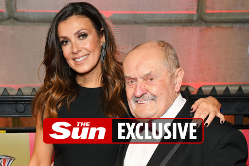 Corrie star Kym Marsh reveals dad is fighting for life after devastating cancer diagnosis during lockdown