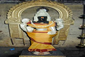 Thiruvazhundur Temple Goddess Soundarambikai