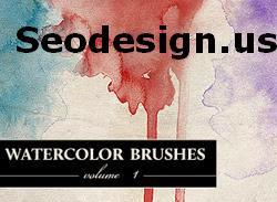 Brushes Watercolor