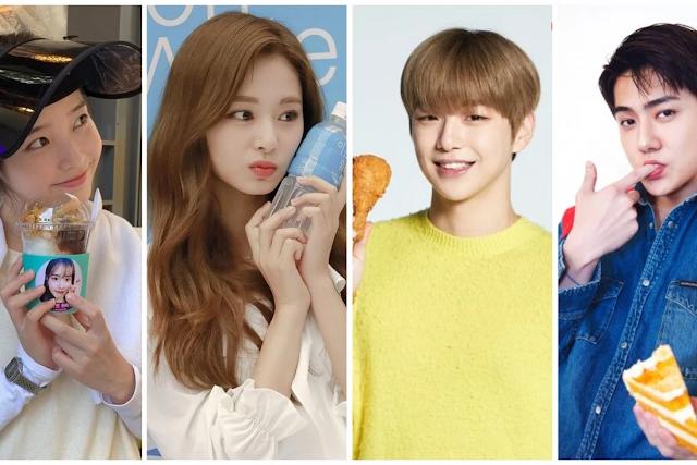 Tuhaf Yiyecekleri Seven 6 Kpop İdolü