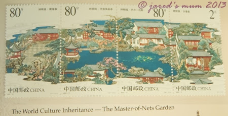 stamps, China, se-tenant