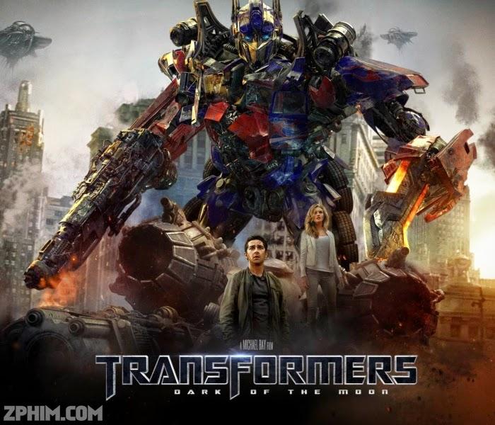 Ảnh trong phim Robot Đại Chiến 3: Vùng Tối Của Mặt Trăng - Transformers: Dark of the Moon 1