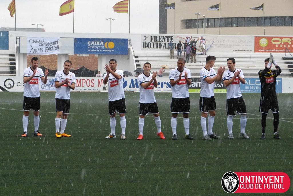 Ontinyent CF CD Teruel